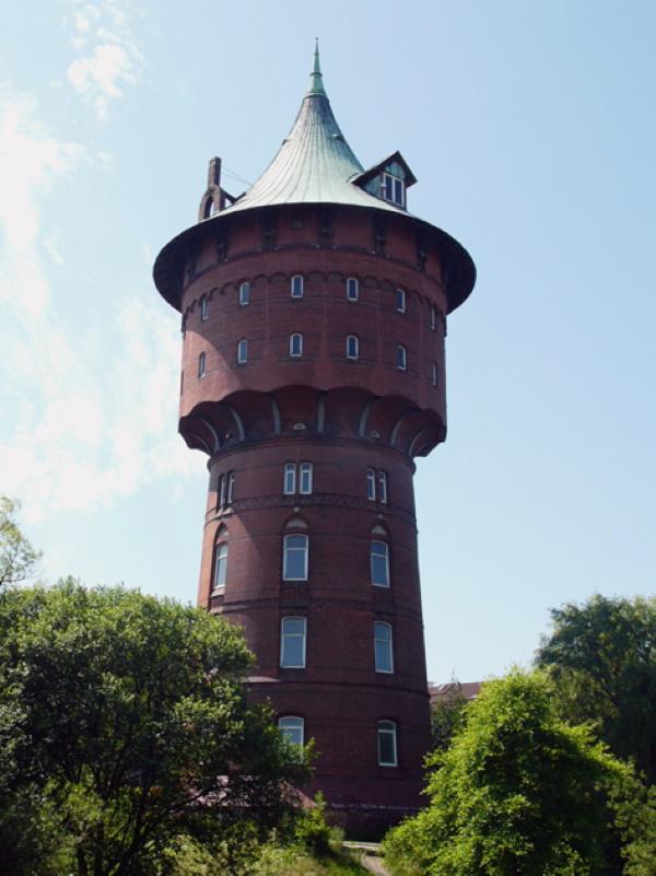 Wasserturm Cuxhaven Cafe