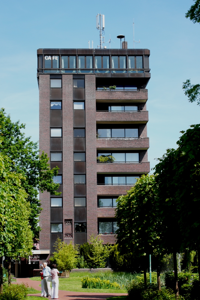 Wasserturm-Westerstede-Turmcafe