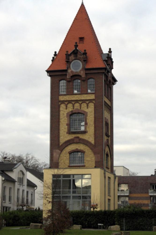 Wasserturm-Gelsenkirchen-Buer-Büros
