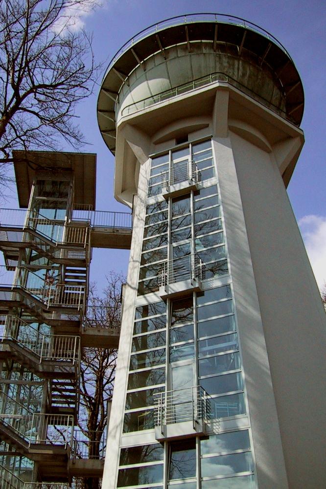 Büro im Wasserturm Essen Bredeney