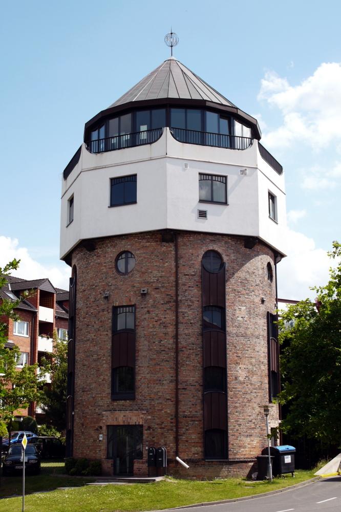 Wasserturm Lüneburg Büro