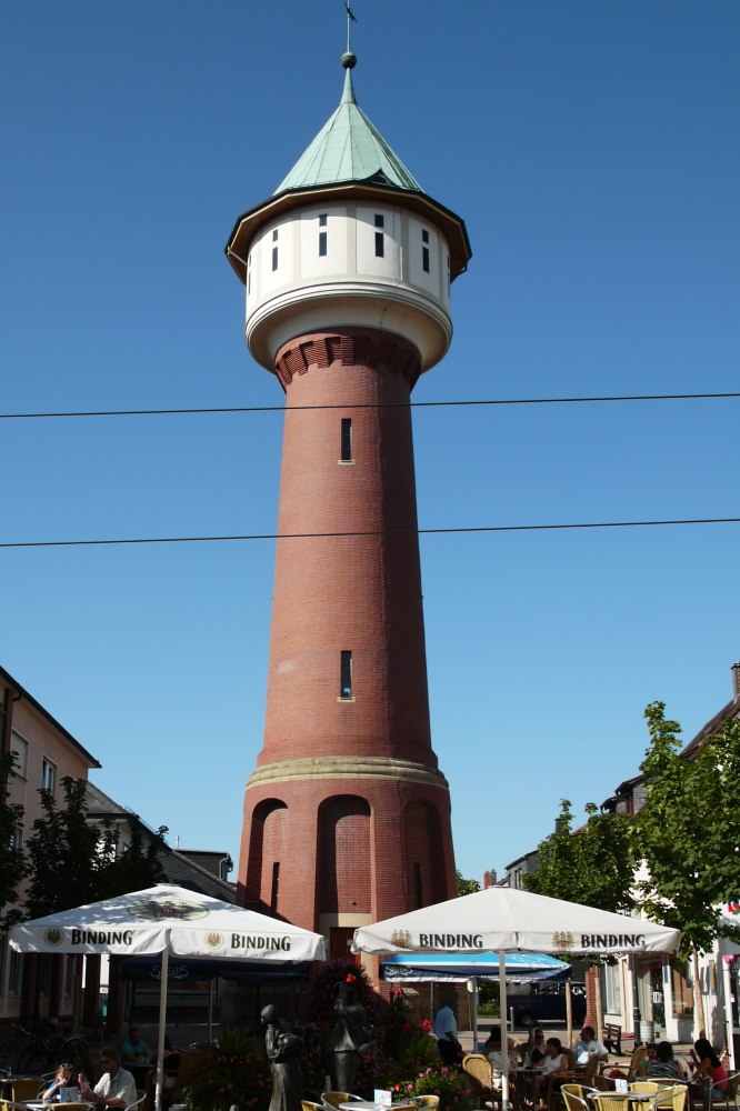 Wasserturm-Eppelheim-Hasenmuseum