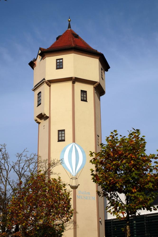 Gersthofen-Ballonmuseum
