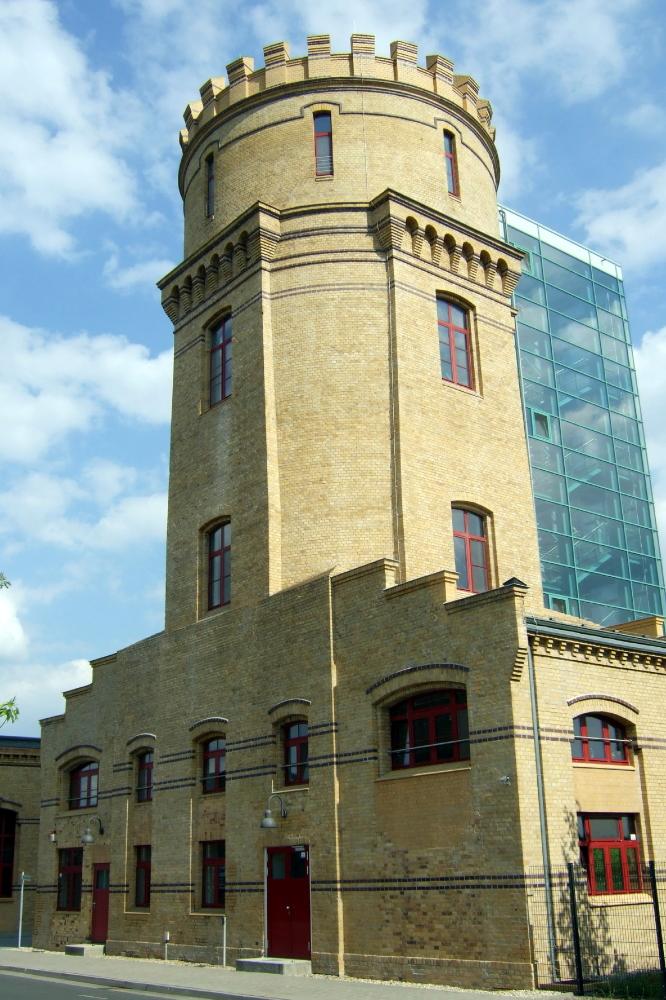 Wasserturm Farbenfabrik Wolfen