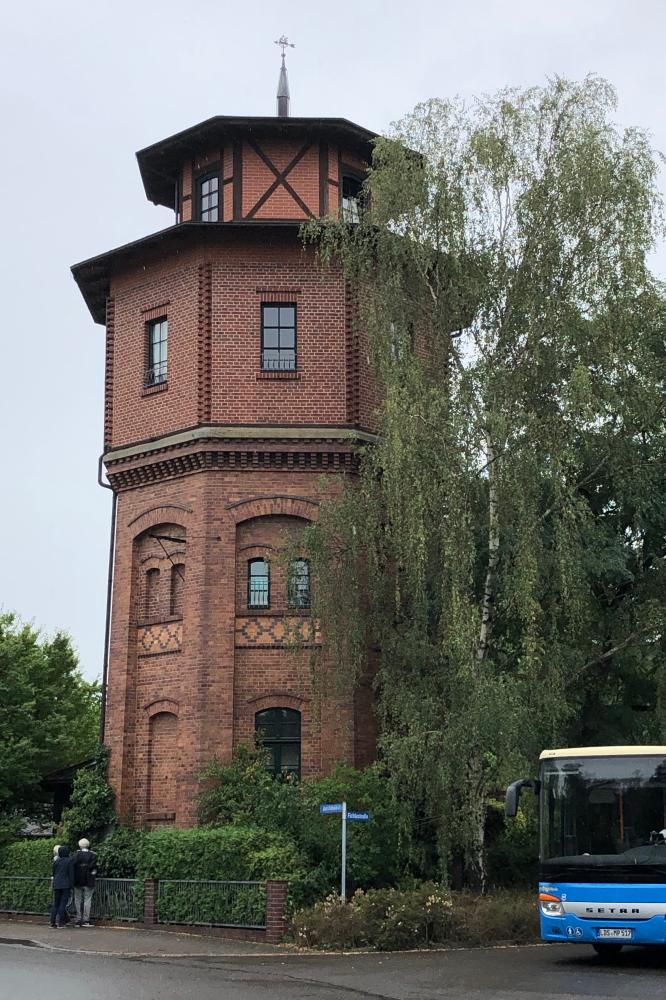 Calau-Wasserturm-Wohnen