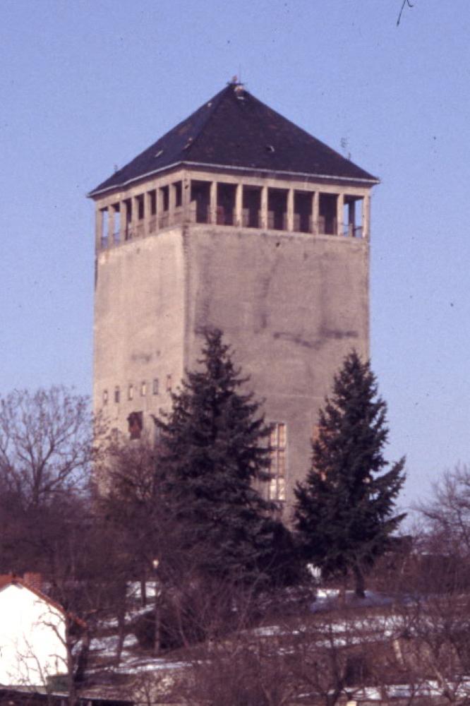Dresden-Klotzsche Wohnen im Wasserturm