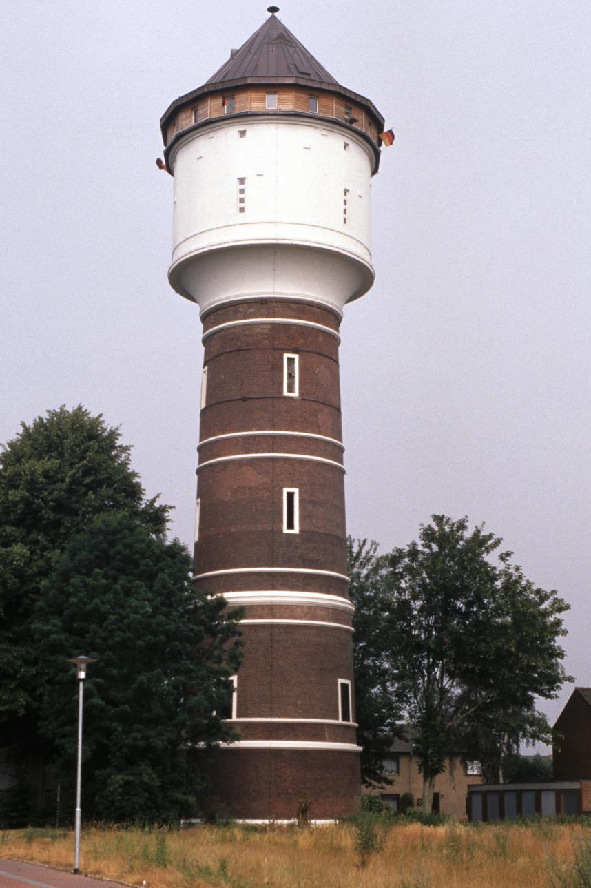 Wasserturm Lobberich Wohnen