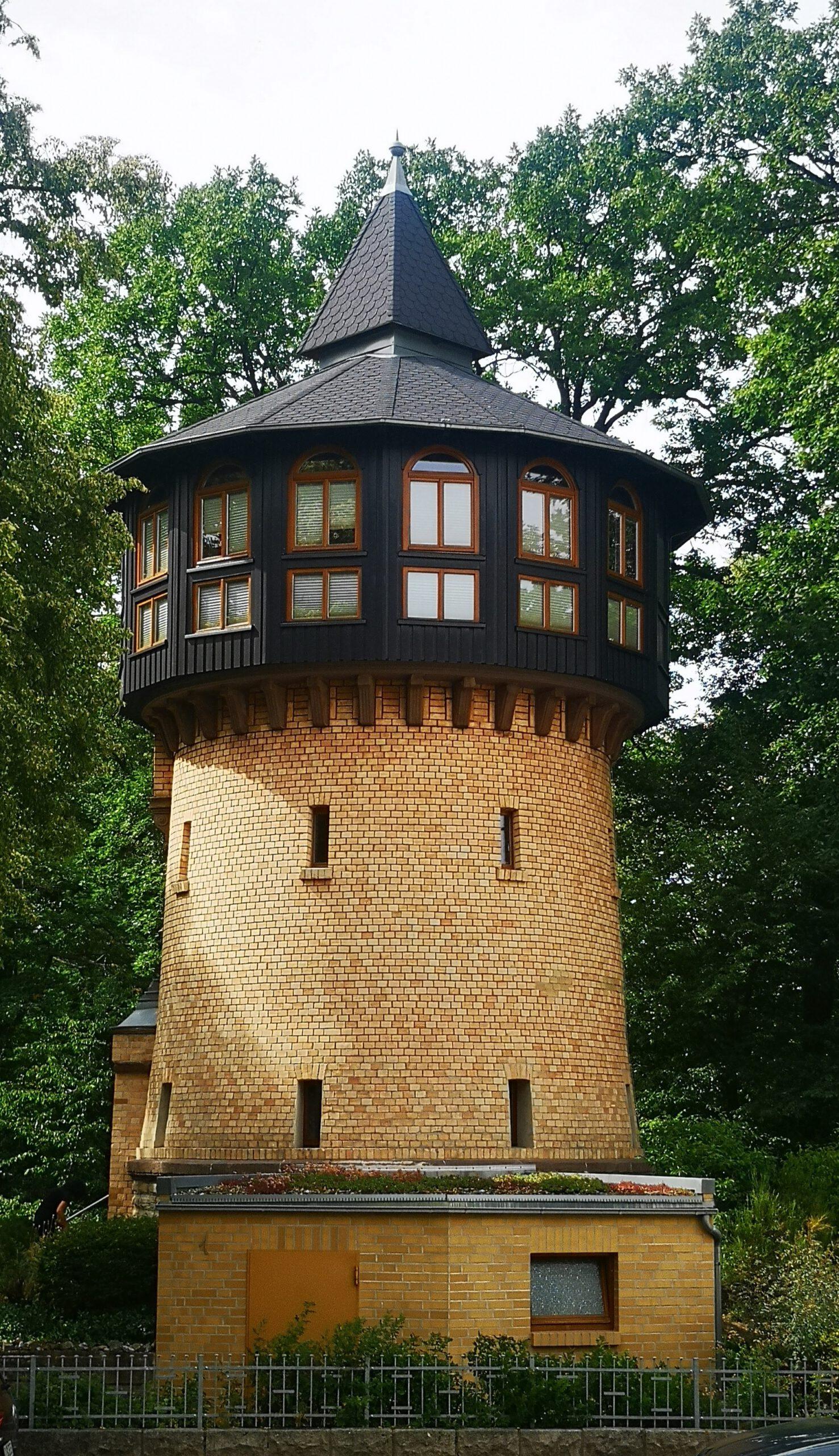 Wohnen im Wasserturm Thale