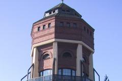 Wasserturm Bramsche Wohnen
