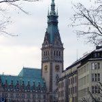 Rathausturm-Hamburg