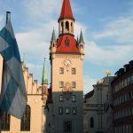 Stadtturm-Muenchen
