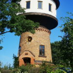 Wohin im Wasserturm Göhren; Foto: Herbort