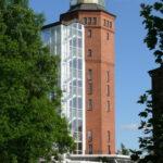 Strasburg-Restaurant-Wasserturm, Foto: Bötel