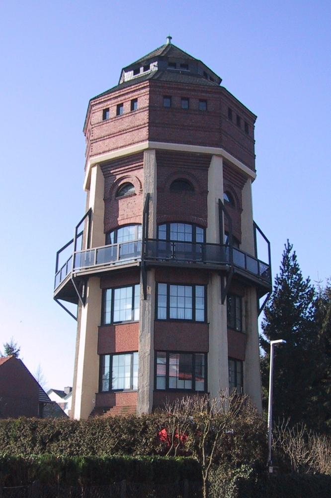 Wohnen im Wasserturm Bramsche